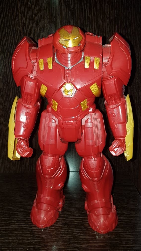 Muñeco Armadura iron man Marvel