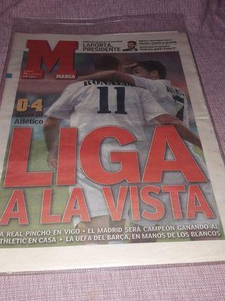 Diario Marca Baño al Atletico