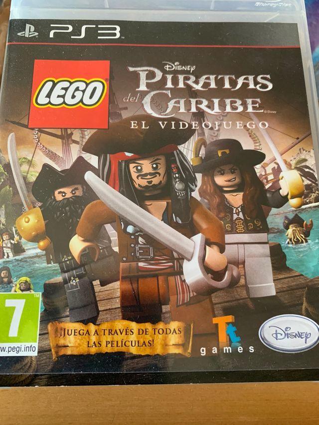 Ps3 Juego Lego Piratas Del Caribe De Segunda Mano Por 14 95 En