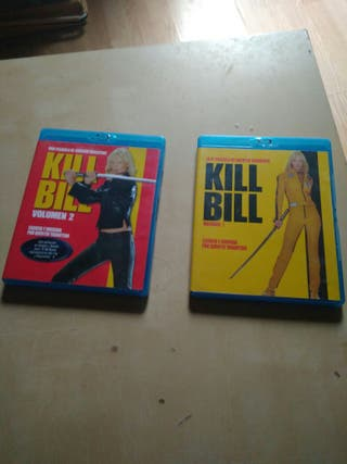 Kill Bill Blue Ray
