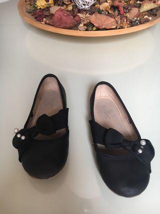 Zapatos niña Zara talla 28