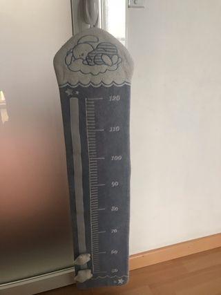 Medidor Infantil altura niño