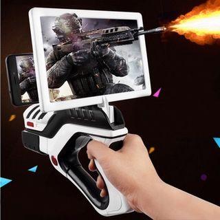 Pistola video juego 4D para movil