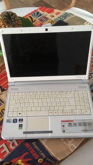 Portátil Packard Bell Windows 10