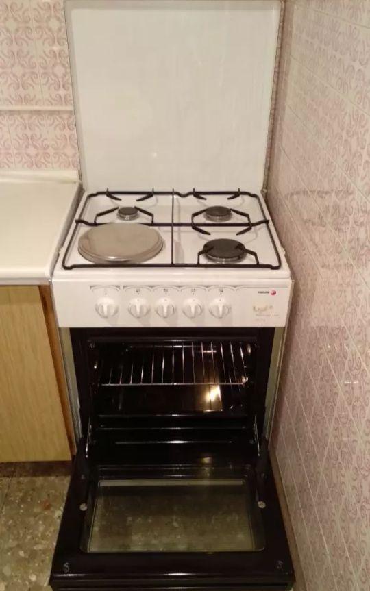 Cocina gas con horno el ctrico fagor de segunda mano por for Cocina de gas con horno electrico
