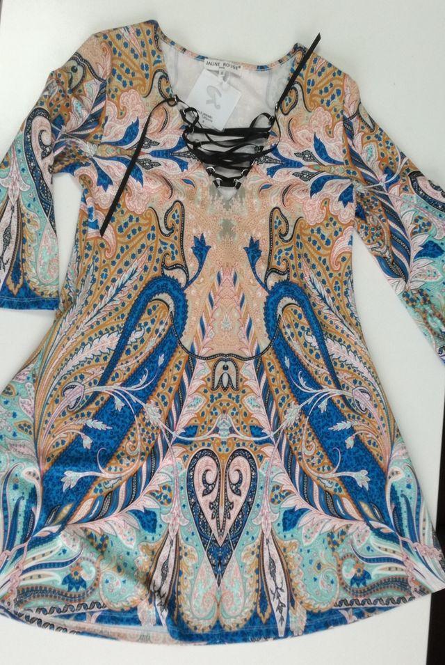 Vestido Mujer T:S