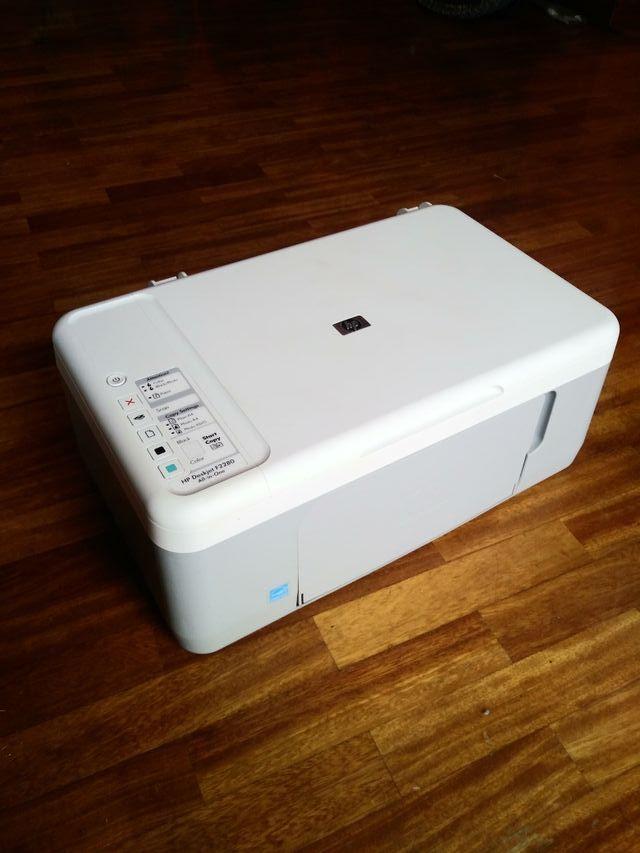 Impresora multifunción HP Deskjet