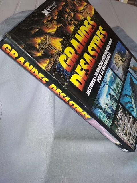 Libro Grandes Desastres de segunda mano por 10 € en ...