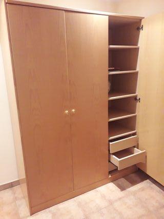 armario de dormitorio nuevo