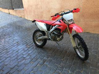 HONDA CRF 250 X ENDURO