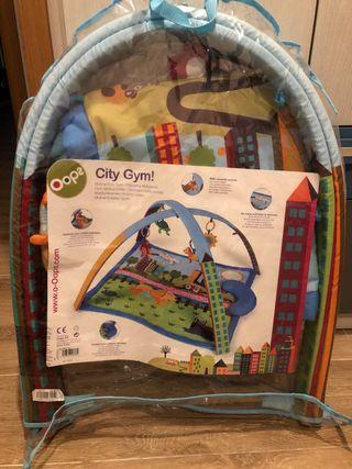 City gym para bebé