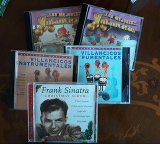 CD's Los mejores Villancicos de todas las épocas
