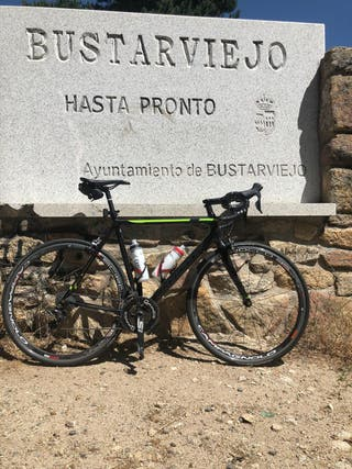 Bicicleta Cannondale supersix