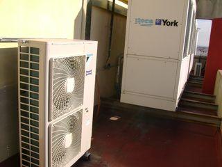 Aire acondicionado instalación y reparación.