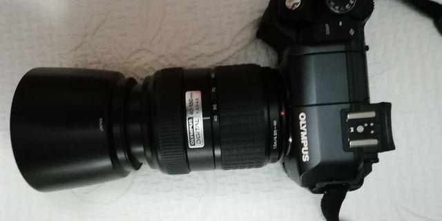 cámara digital Olympus E_300