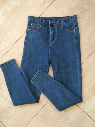 Pantalones vaqueros mujer talla 36/38