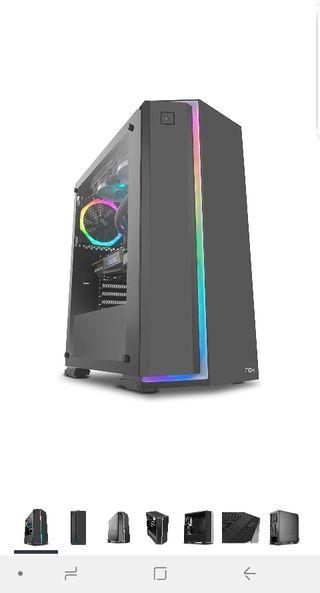 gaming i5-6600k/8gb/1tb/RGB/4k