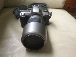 Cámara fotos Nikon F65