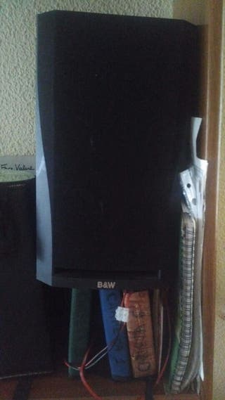 Altavoces Bowers Willkins DM302