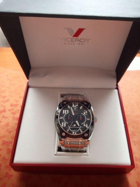 fb6e76458301 Reloj Viceroy edicion Fernando Alonso de segunda mano por 110 € en ...