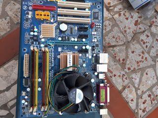 placa base ordenador.
