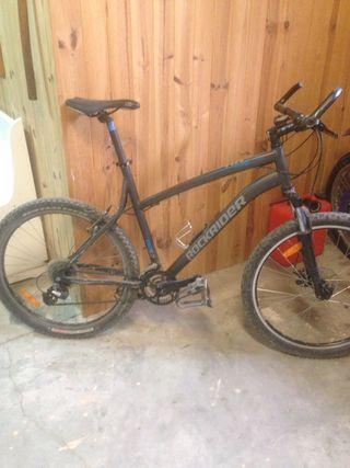 Bicicleta BTT Rockrider RR 5.2
