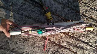 barra kite core