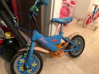 Bici niño iniciación