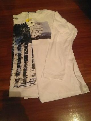 dos camisetas chico