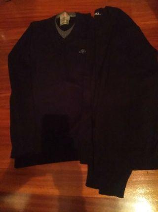 jersey y chaqueta