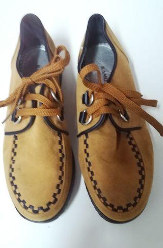 3637 Color Segunda Por Caramelo Mano En 4 De N € Mujer Zapatos xTwAEUXqYT