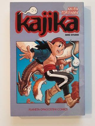 Kajika Akira Toriyama Manga