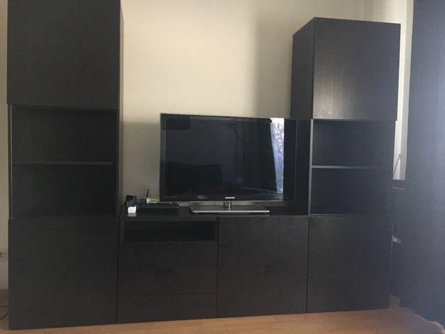 Mueble comedor ikea, mueble tv de segunda mano por 155 € en Madrid ...