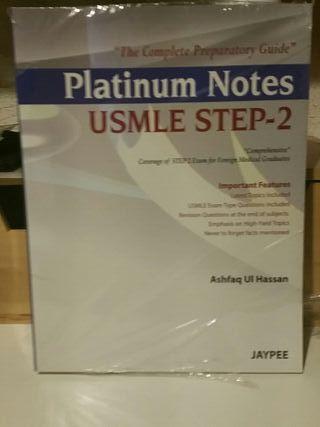 platinum notes USMLE STEP 2
