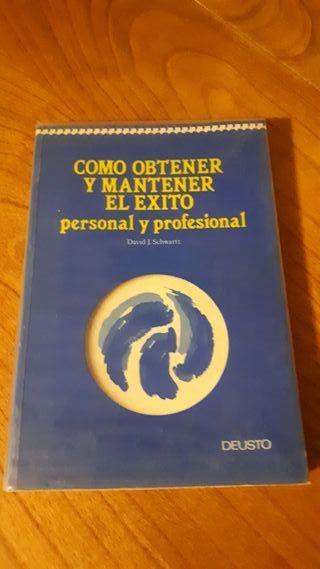 Como obtener y Mantener el éxito personal y profes