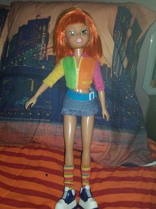 muñeca famosas Nora