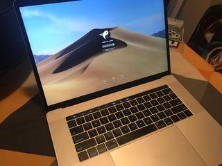 "MacBook Pro 15"" 2016 con touchbar i7"