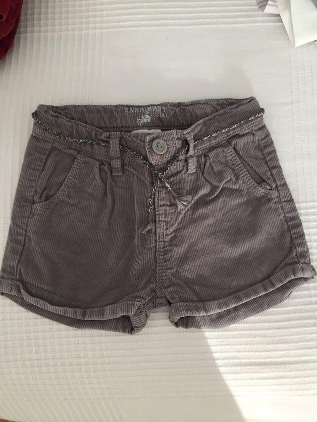 a bajo precio barata 100% de satisfacción niño Pantalón gris de pana Zara Kids de segunda mano por 7 € en ...