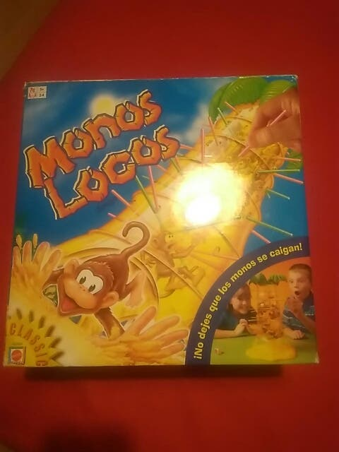 Juego De Mesa Monos Locos De Segunda Mano Por 10 En Madrid En Wallapop