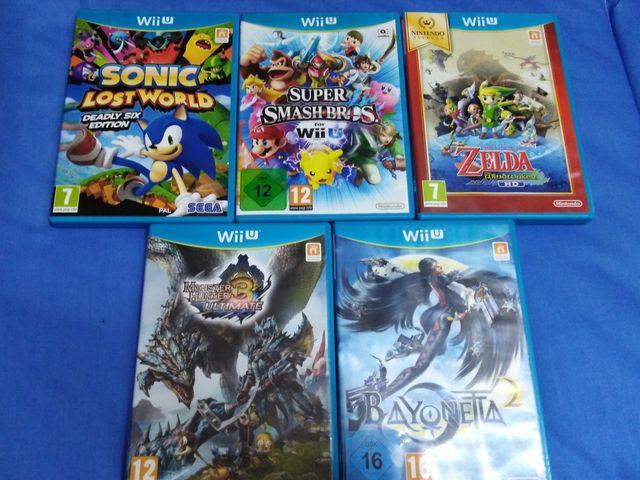 Juegos Wii U De Segunda Mano En Sant Vicent Del Raspeig En Wallapop