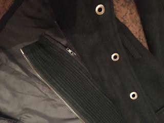 Zarablack winter coat size M