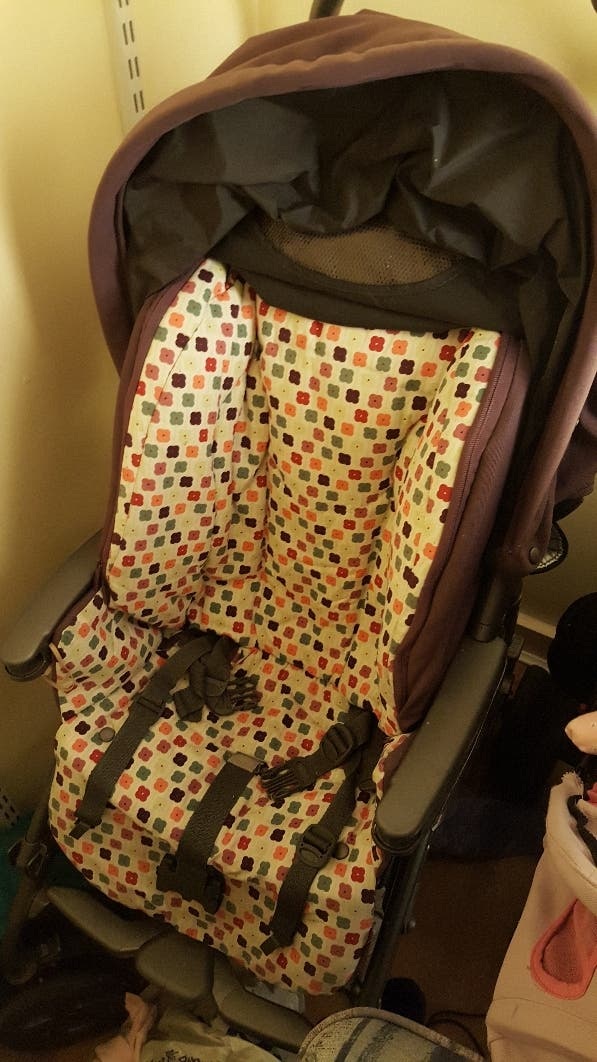 Mamas and Papas pushchair.