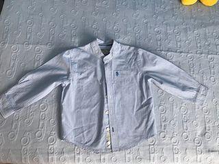 Camisas cuello Mao de segunda mano en Fuenlabrada en WALLAPOP