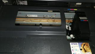 Impresora multifuncion (para piezas)