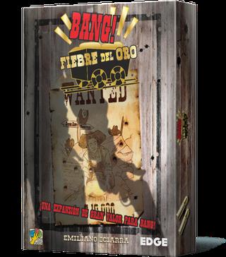 BANG!: FIEBRE DEL ORO - JCNC - JUEGO DE MESA