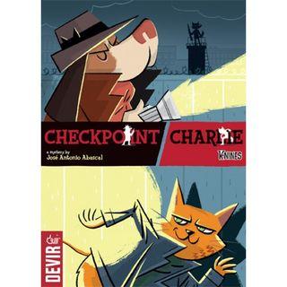 CHECKPOINT CHARLIE - JUEGO DE MESA