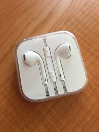 auriculares iphone earpods