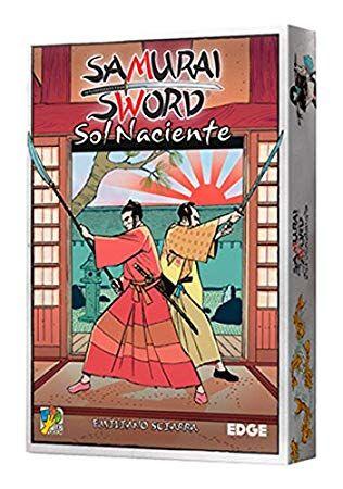 SAMURAI SWORD: SOL NACIENTE - JUEGO DE MESA
