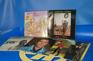Vinilos Lotes de 5 discos LPS - JOAQUIN SABINA d