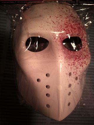 Mascaras Jason nuevas!! quedan poquitas !!